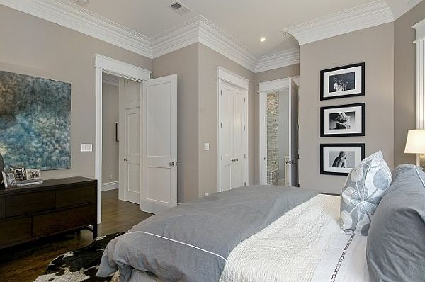 Bedroom Crown Molding | Houzz