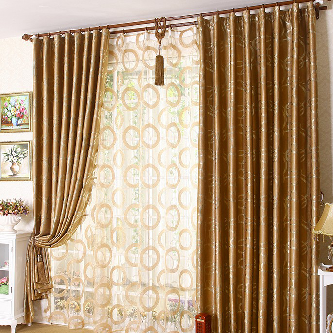 Bedroom Curtain Panels