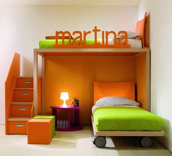 bedroom decor for kids photo - 1