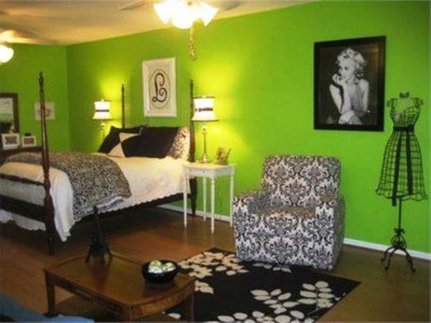 bedroom decorating ideas for teenage girls photo - 2