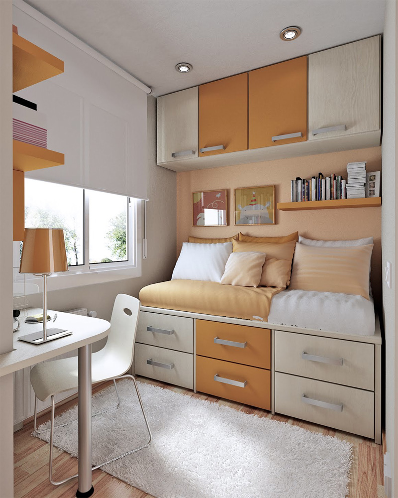 bedroom decorating ideas for teens photo - 1