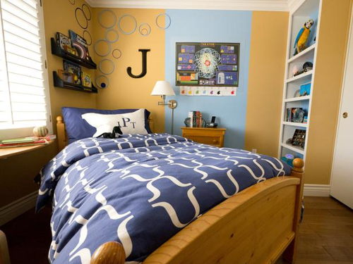 bedroom designs for teenage guys photo - 1