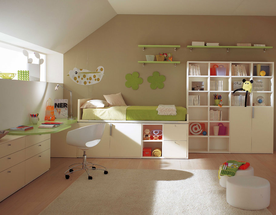 bedroom for kids photo - 1