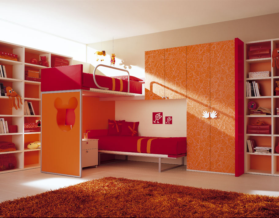 bedroom for kids photo - 2