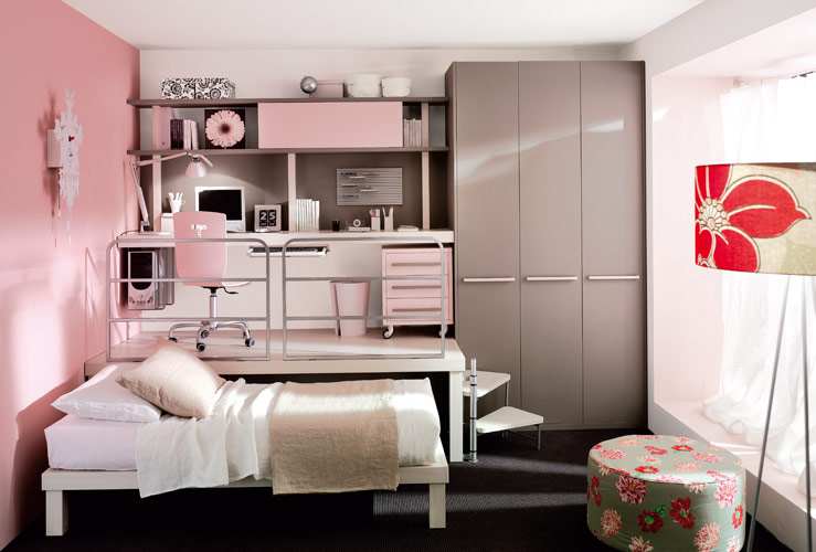 bedroom for teenager photo - 1