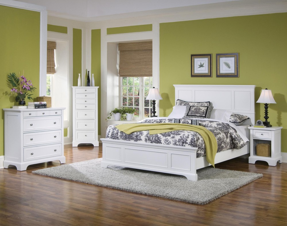 bedroom furniture colors photo - 1