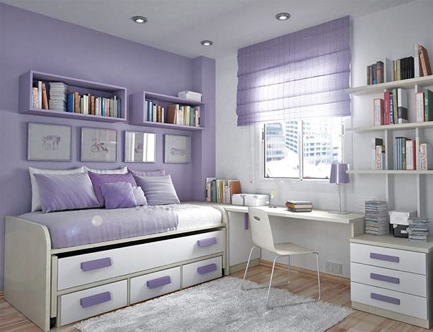 bedroom theme ideas for teenager photo - 1