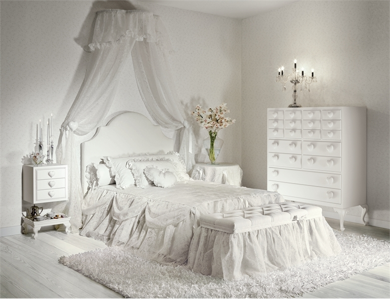 bedroom themes for girls photo - 1