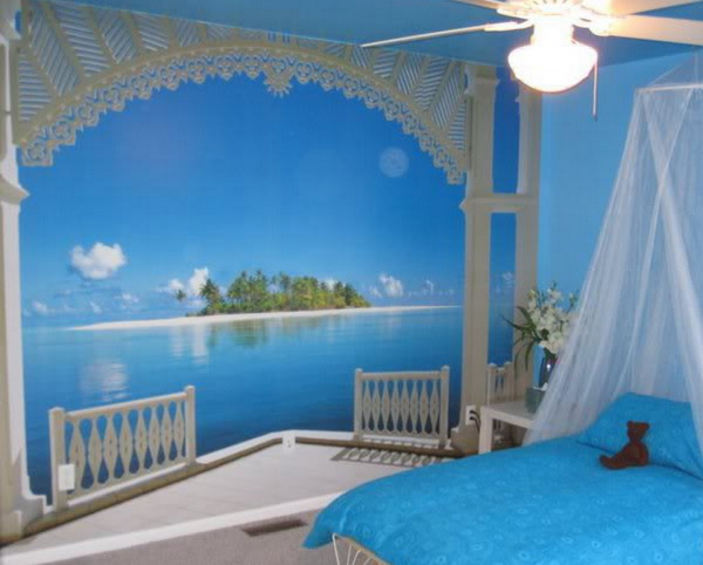 Bedroom Wall Murals   Large And Beautiful Photos. Photo To Select Bedroom  Wall Murals | Design Your Home Part 37
