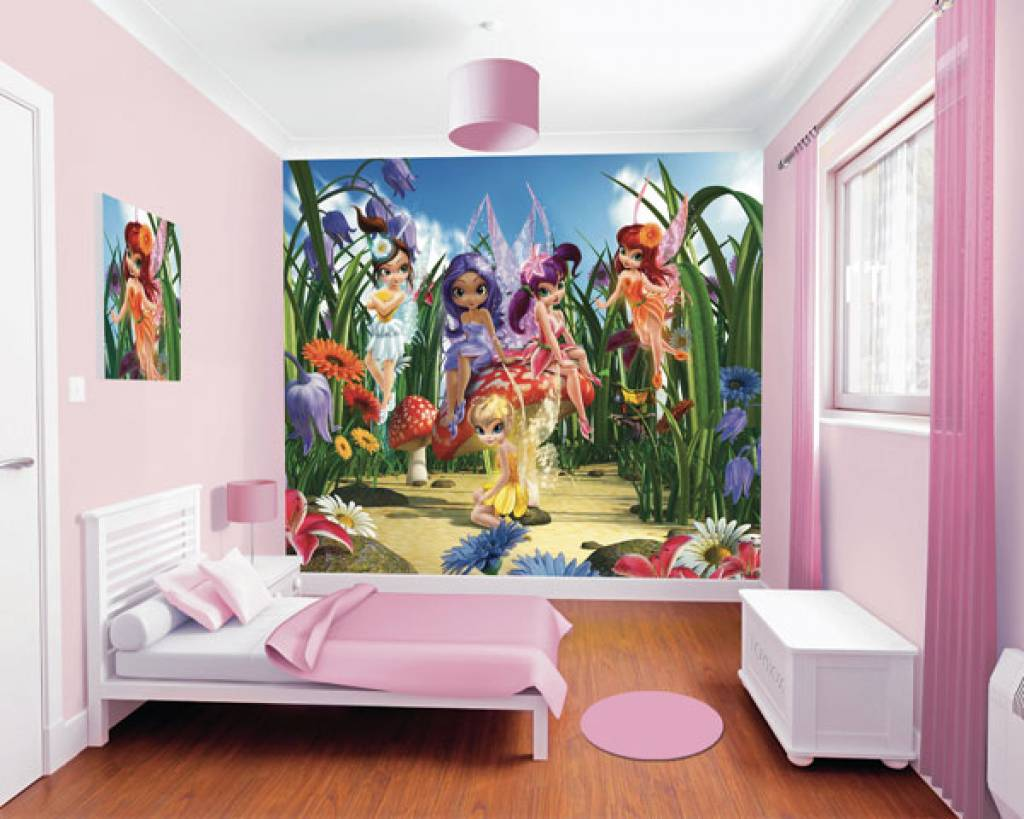 Bedroom Wall Murals Photo   2