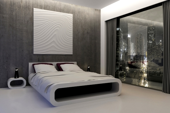 Bedroom Wall Panels   Large And Beautiful Photos. Photo To Select Bedroom  Wall Panels | Design Your Home