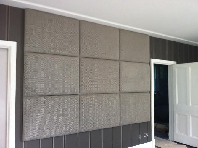 bedroom wall panels photo - 2