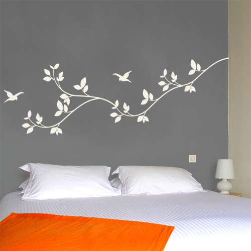 bedroom wall stickers photo - 2