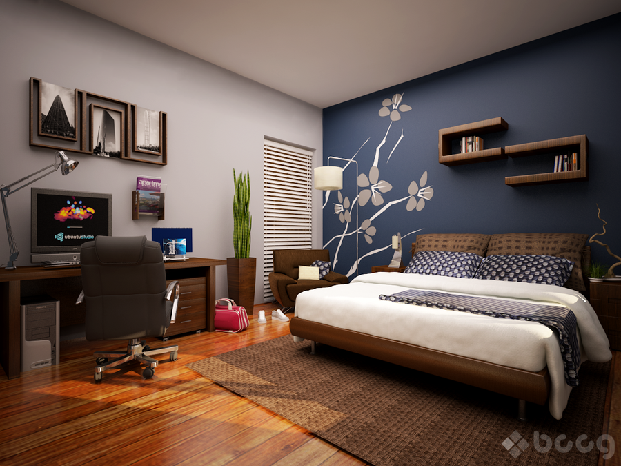 bedroom walls photo - 1