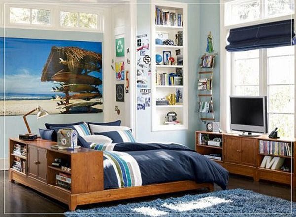 bedrooms for teen boys photo - 2
