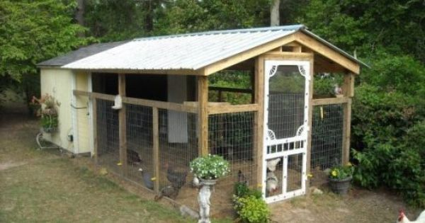 best backyard chicken coop photo - 1