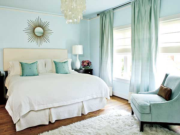 best blue color for bedroom photo - 1