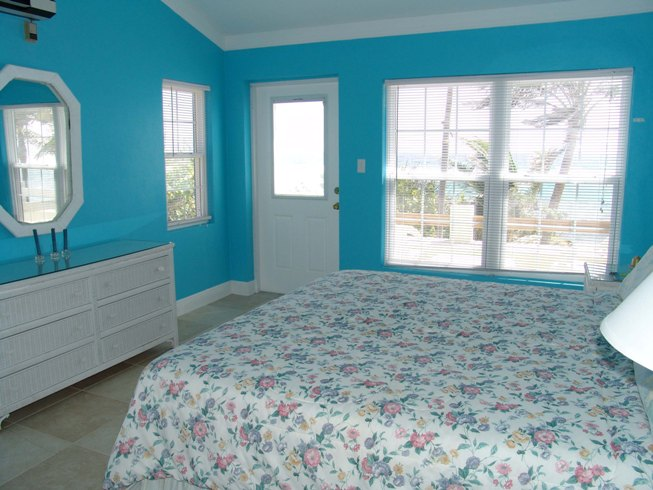 best blue color for bedroom photo - 2