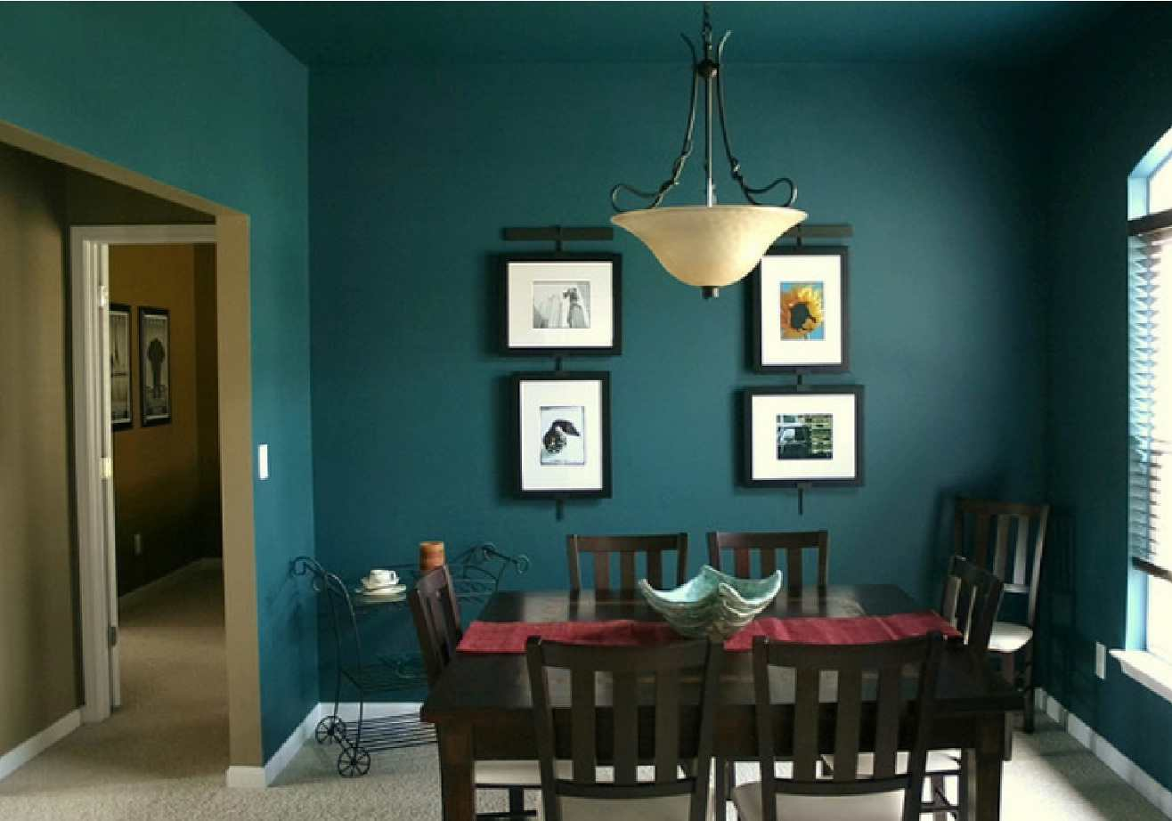 Best color for dining room - large and beautiful photos. Photo to ...