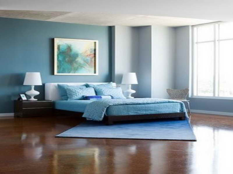 best color to paint bedroom photo - 2