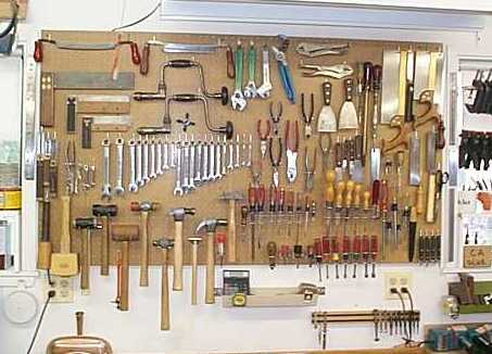 best garage organization photo - 2