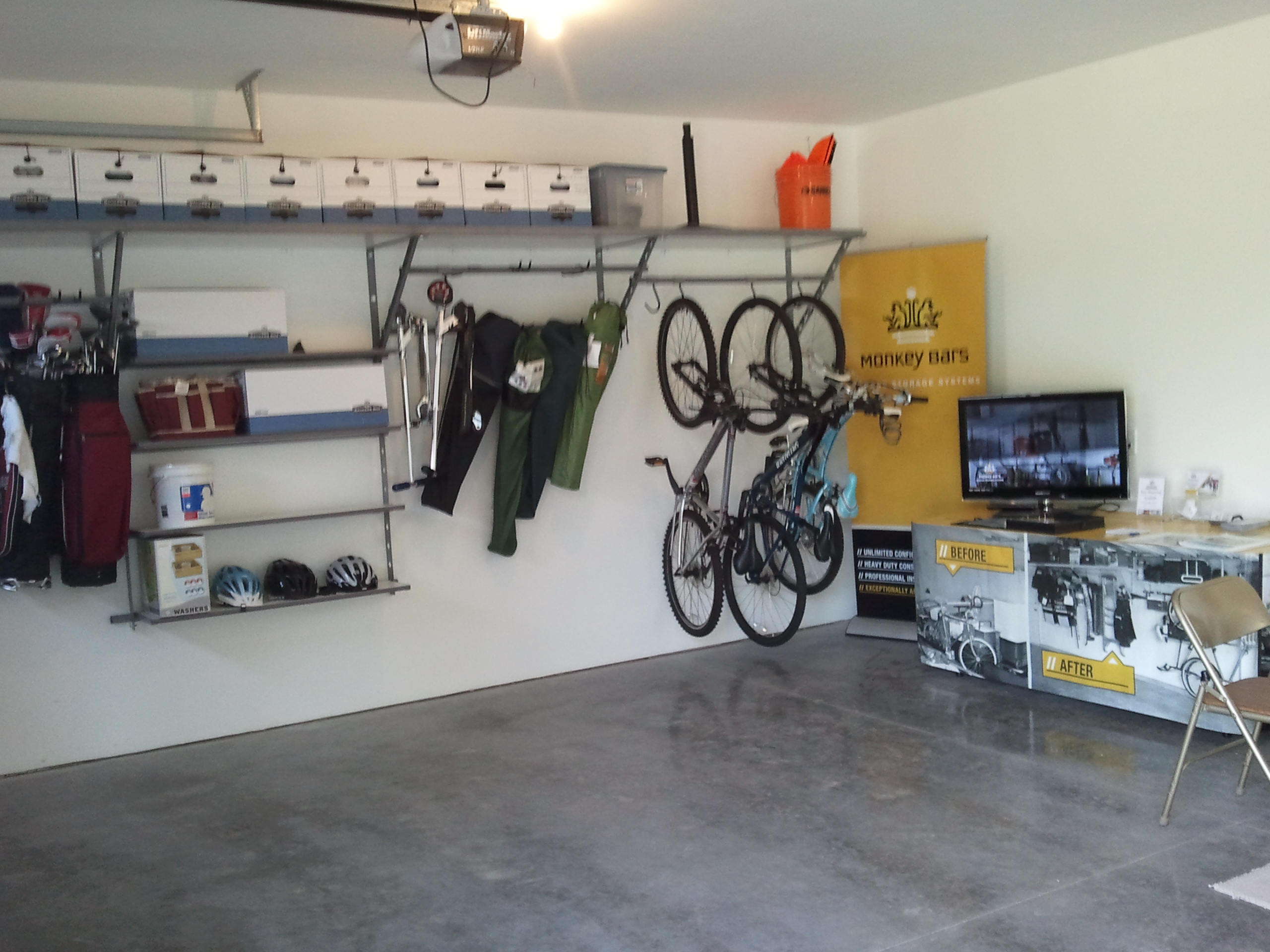 best garage storage photo - 2