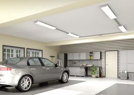 best lighting for a garage photo - 1