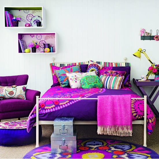 Best teenage bedrooms - large and beautiful photos. Photo to ...
