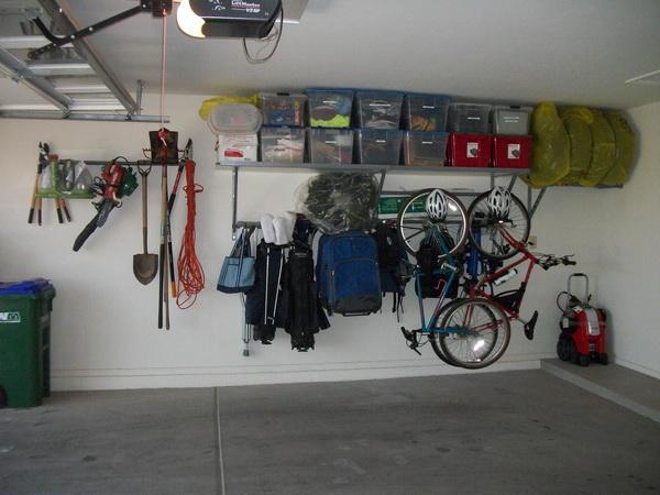 best way to organize garage photo - 2