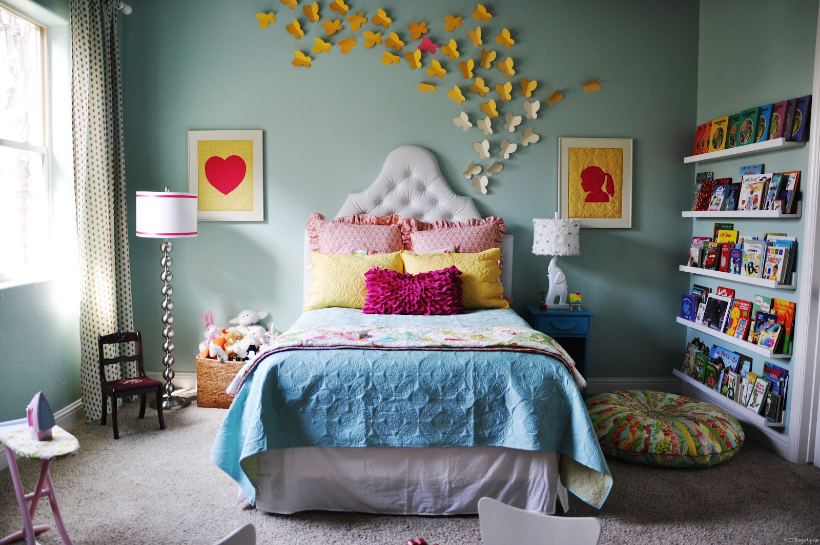 big girl bedroom ideas photo - 1