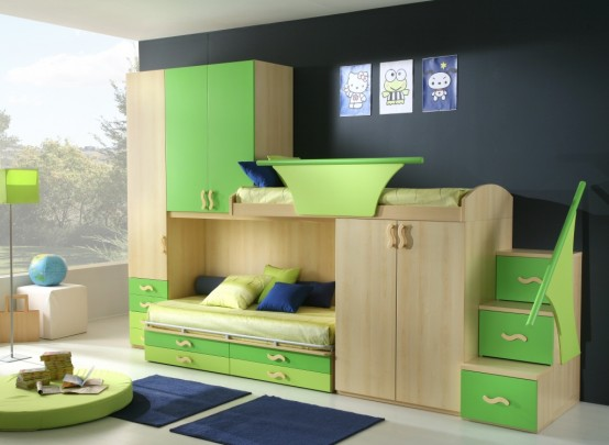 boy and girl bedroom designs photo - 1