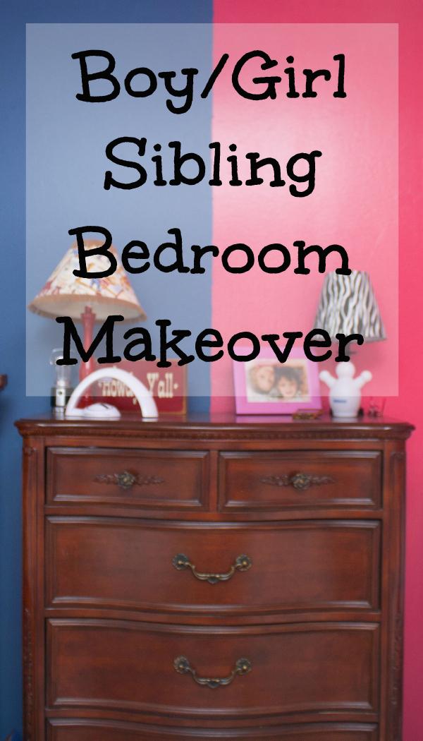 boy girl bedroom photo - 1