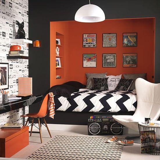 boy teenage bedroom ideas photo - 2