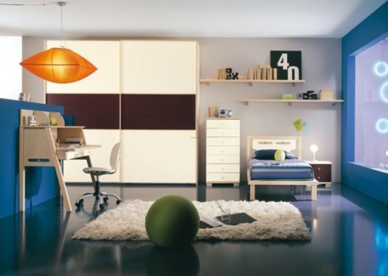 boys bedroom color schemes photo - 1