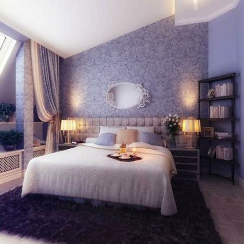 bright bedroom colors photo - 2