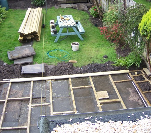 building a backyard deck photo - 1 - Building A Backyard Deck - Large And Beautiful Photos. Photo To