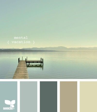 calming paint colors for bedrooms photo - 1