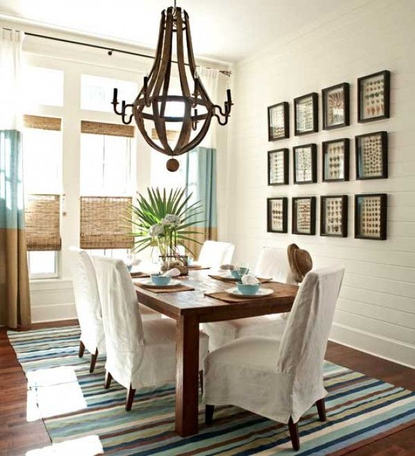 Attrayant Casual Dining Room Decorating Ideas ...