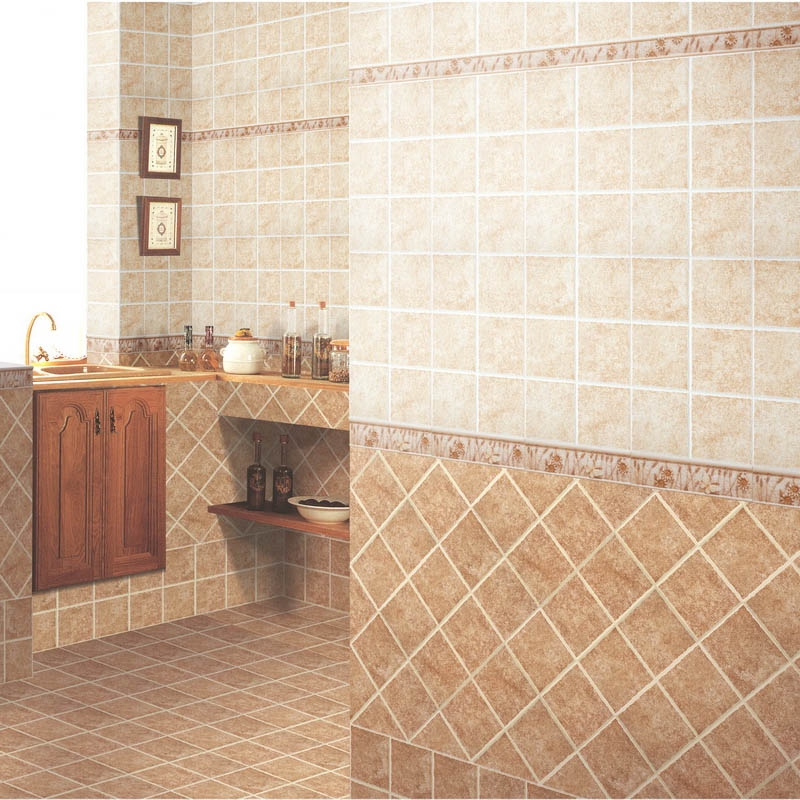 Ceramic Tile Bathroom Designs