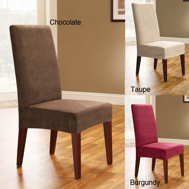 chair covers for dining room chairs photo - 1