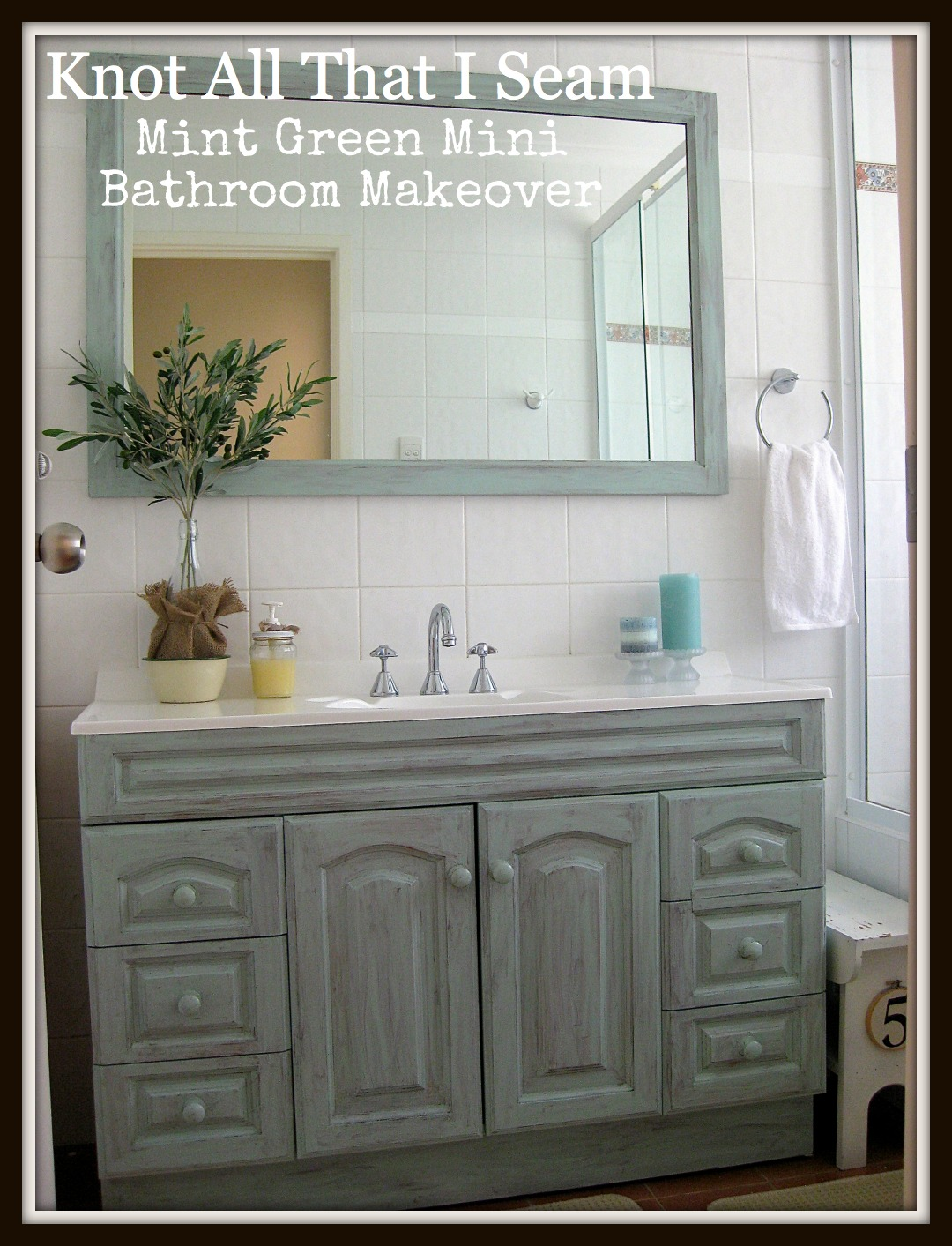 cheap bathroom makeovers photo - 1