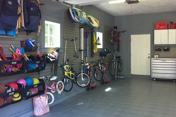 cheap garage organization ideas photo - 2