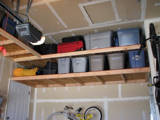 Cheap Garage Storage Ideas Photo   2