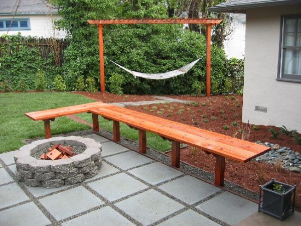 cheap small backyard ideas photo - 2