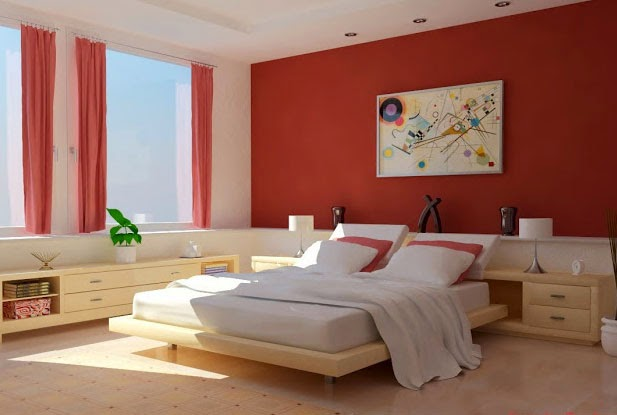 choosing paint colors for bedroom photo - 2