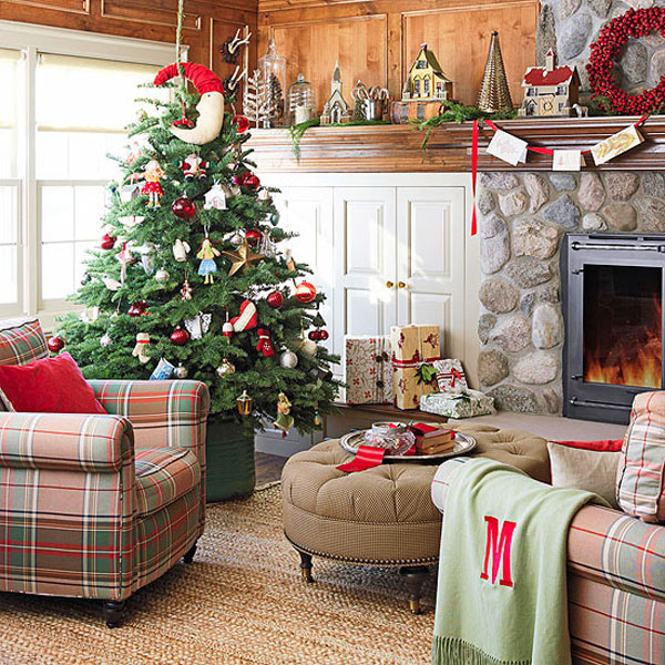 christmas dining room decorations photo - 1