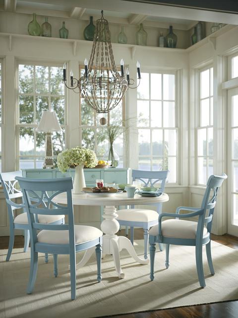 Amazing Coastal Dining Room Set