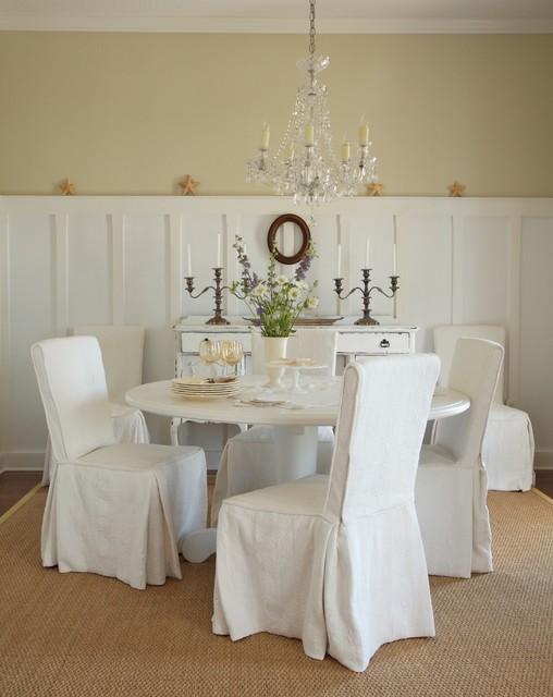 coastal dining room sets photo - 2