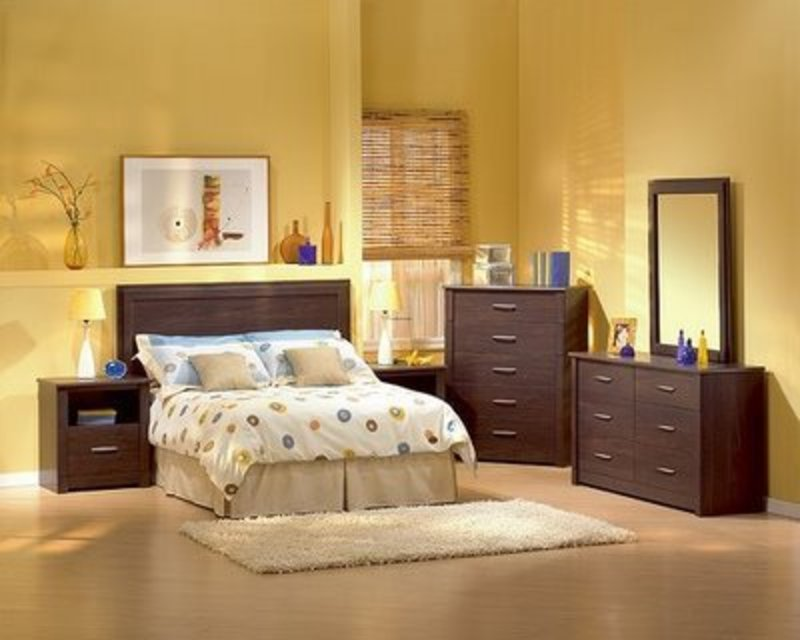 color combos for bedrooms photo - 2