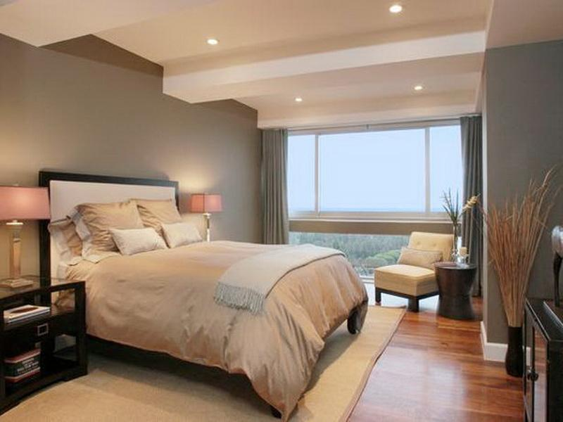 color for walls in bedroom photo - 2